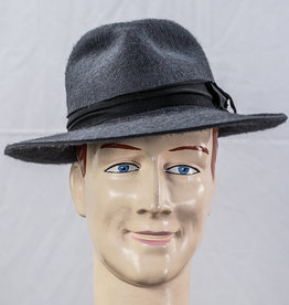 Christys' London Classic Fedora Fine Fur Felt