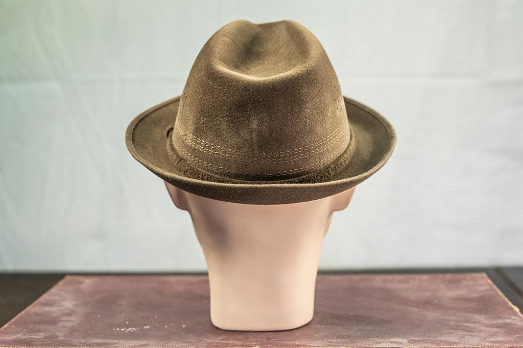 Salvage by Urban Bozz Trilby hoed woolfelt beige