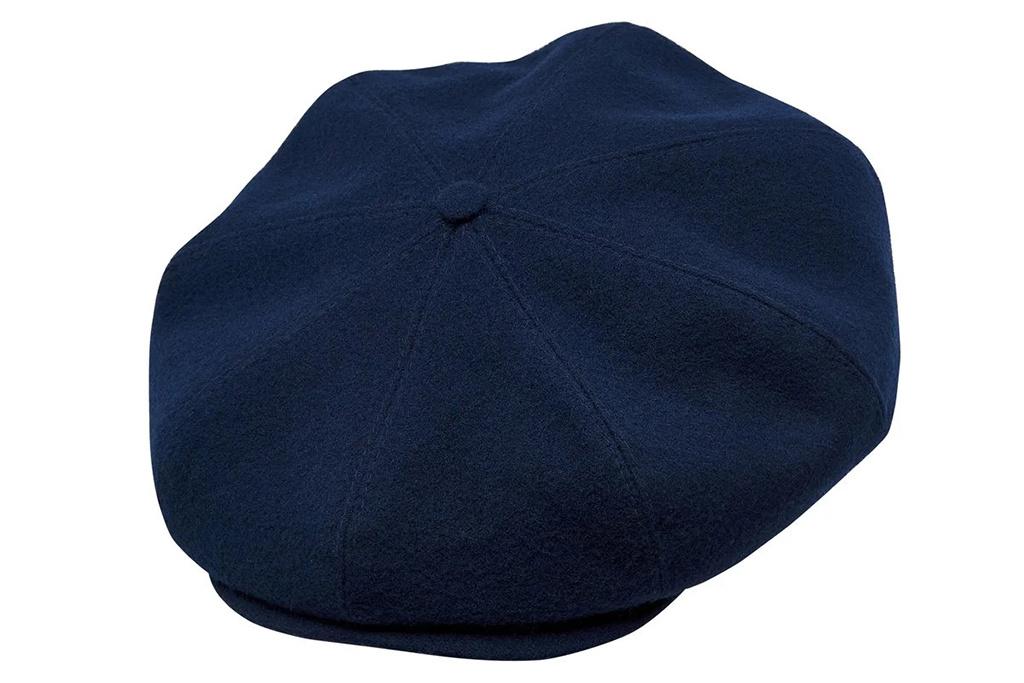 Sterkowski Peaky Blinder Navy Blue Cap