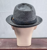 Salvage by Urban Bozz Mayser Trilby hoed grijs