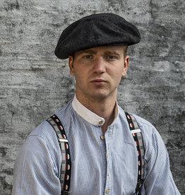 Sterkowski Peaky Blinder Antraciet Cap