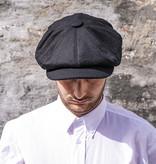 City Sport Gatsby Black Cap