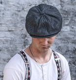 Pike Brothers Shelby Cap Blue Wabash