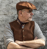 Pike Brothers Shelby Cap Rust Brown