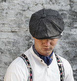 Gladwin Bond Hatters Shelby Cap Charlie Gey