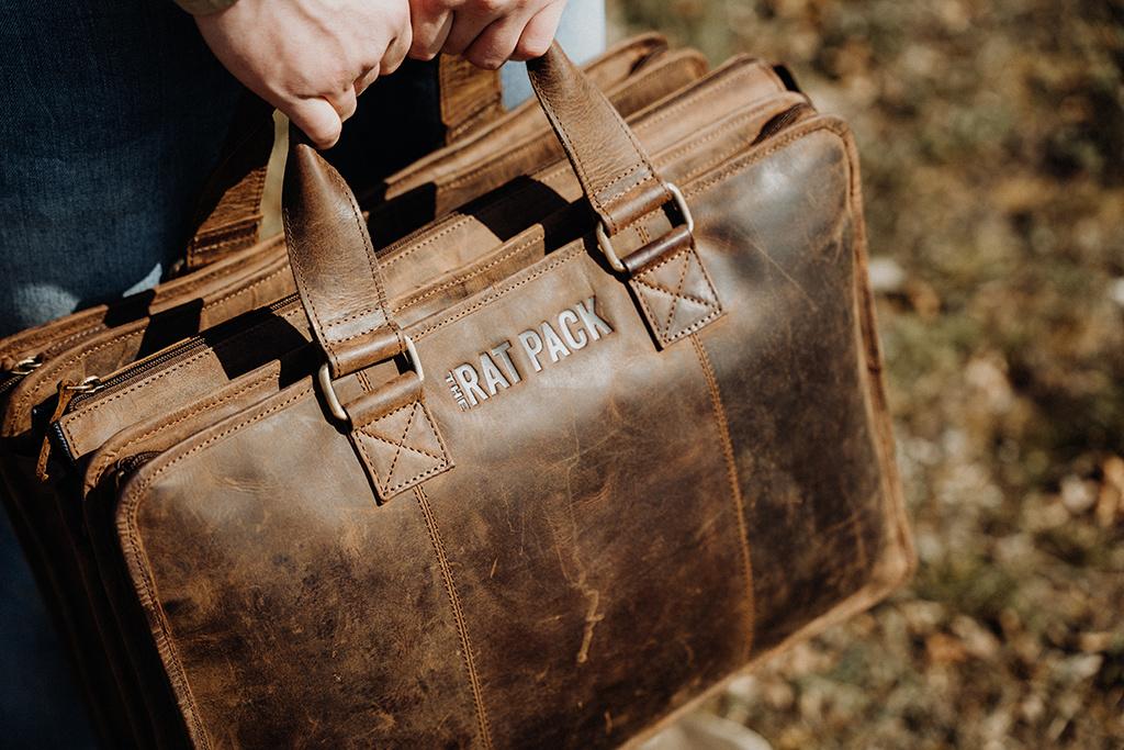 Rat Pack by Orange Fire Old-skool tas Dale