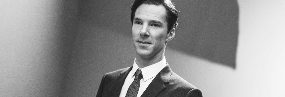 The ultimate cool: Sherlock Holmes, met tas.