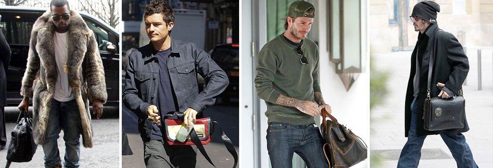 Vijf onmisbare tassen voor mannen