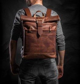 KrukGarage Rolltop backpack Tobias