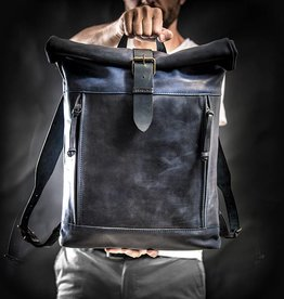 KrukGarage Rolltop backpack Emerson