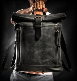 KrukGarage Rolltop backpack Percival