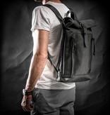 KrukGarage Rolltop backpack Percival