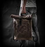 KrukGarage Rolltop backpack Craft