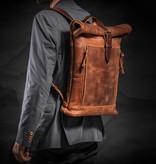 KrukGarage Rolltop backpack Isaac