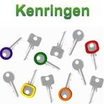 Kenringen voor sleutels