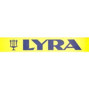Lyra Viltstift watervast groen 1-4 per doosje | 10stuks