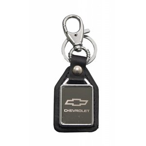 Chevrolet Sleutelhanger - black series