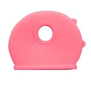 Kenkappen voor sleutels Fel Roze 100 stuks