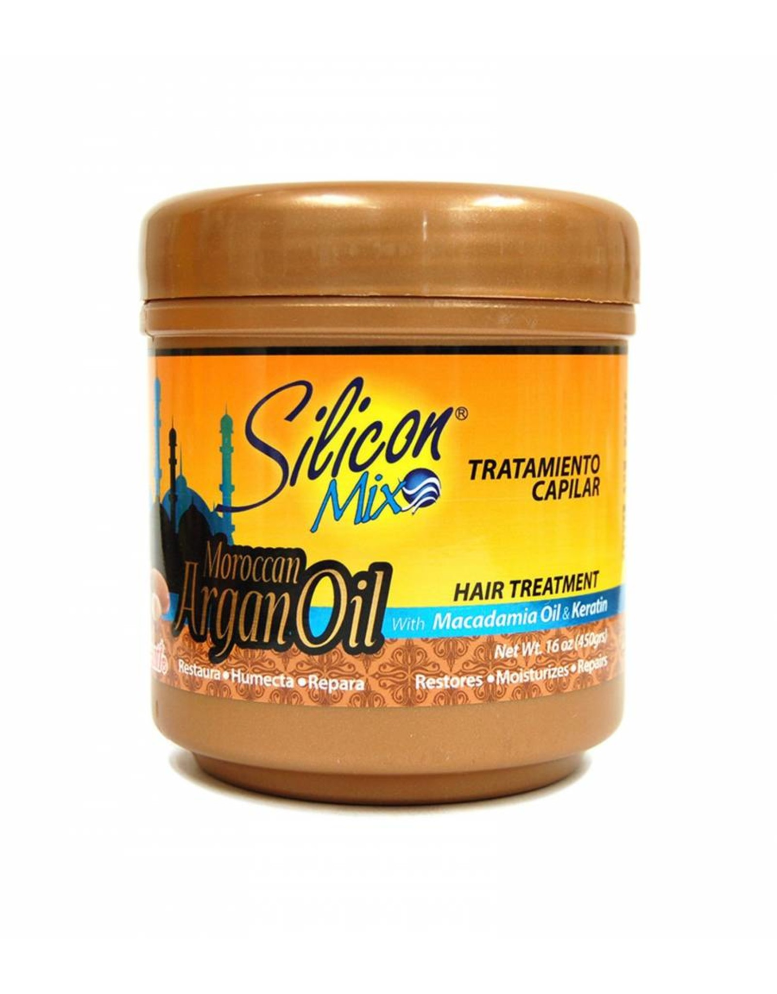 Silicon Mix Argan Oil Treatment 16 oz