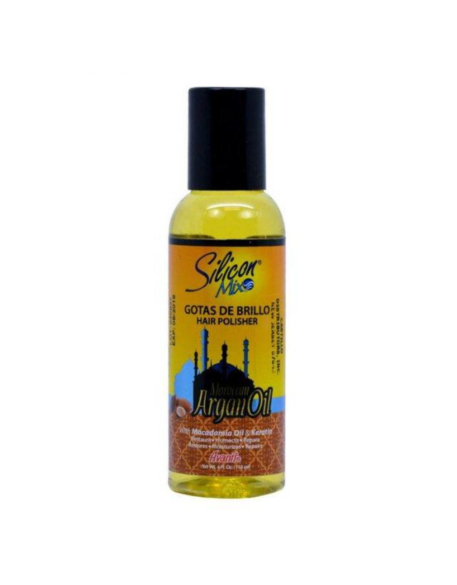 Silicon Mix Argan Oil Hair Polisher