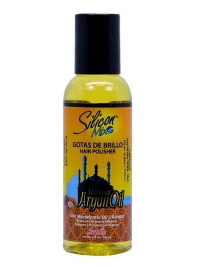 Silicon Mix Argan Oil Hair Polisher