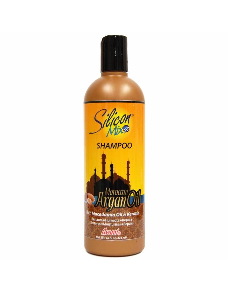 Silicon Mix Argan Oil Shampoo