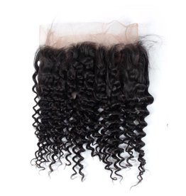 Caribbean Curly Frontal
