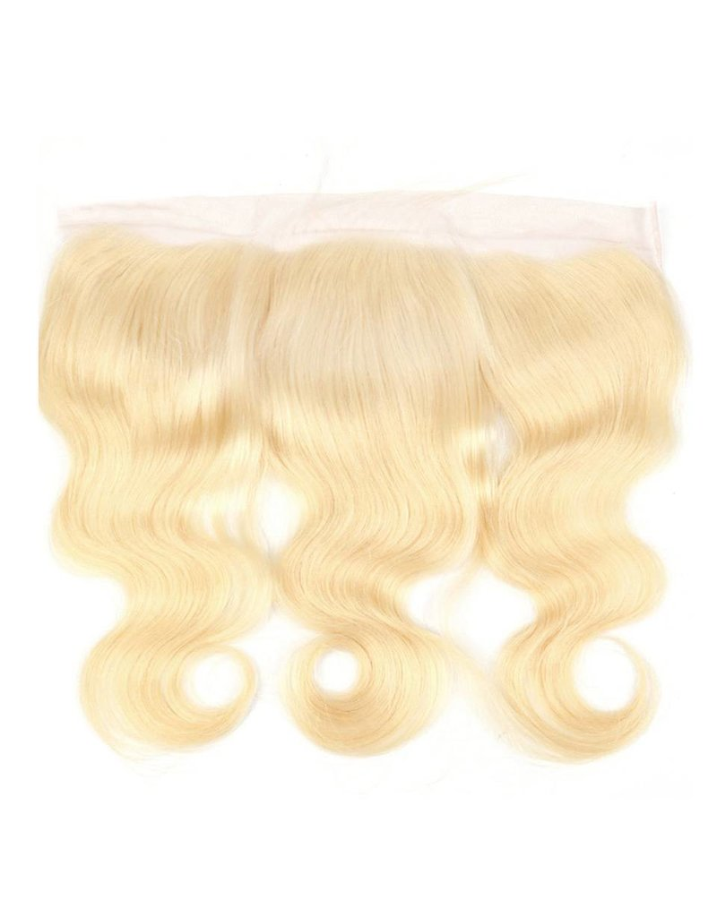 613 Blonde Body Wave Frontal