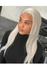Icey Grey Frontal Wig