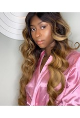 Queen B Ombre Frontal Wig