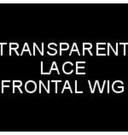 Transparent Lace Frontal Wig