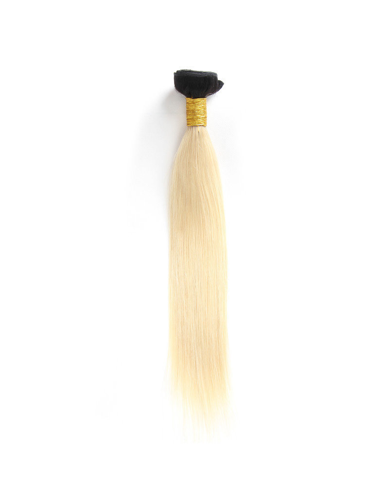 1b/613 Blonde Natural Straight