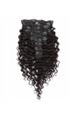 Caribbean Curly Clip Ins