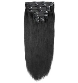 Raw Vietnamese Natural Straight Clip Ins