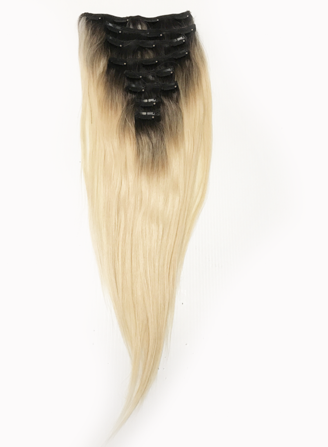 Raw* Indian 1b/613 Blonde Clip Ins