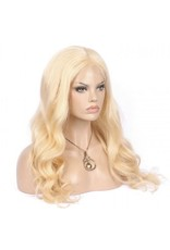 613 Blonde Body Wave Frontal Wig