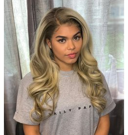 Caramel Blonde Frontal Wig
