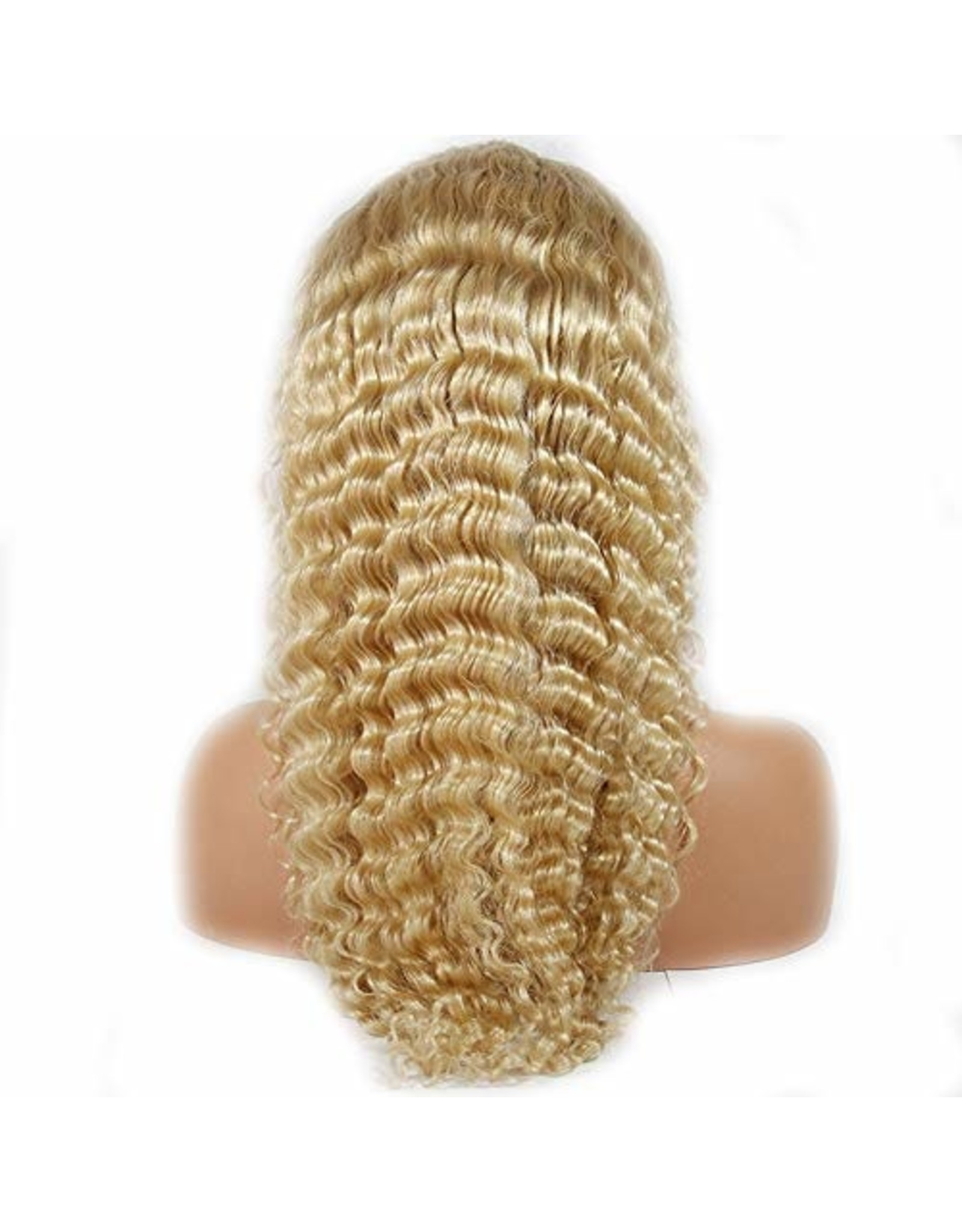 613 Frontal Wig Caribbean Curly