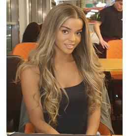 Honey Butterscotch Frontal Wig