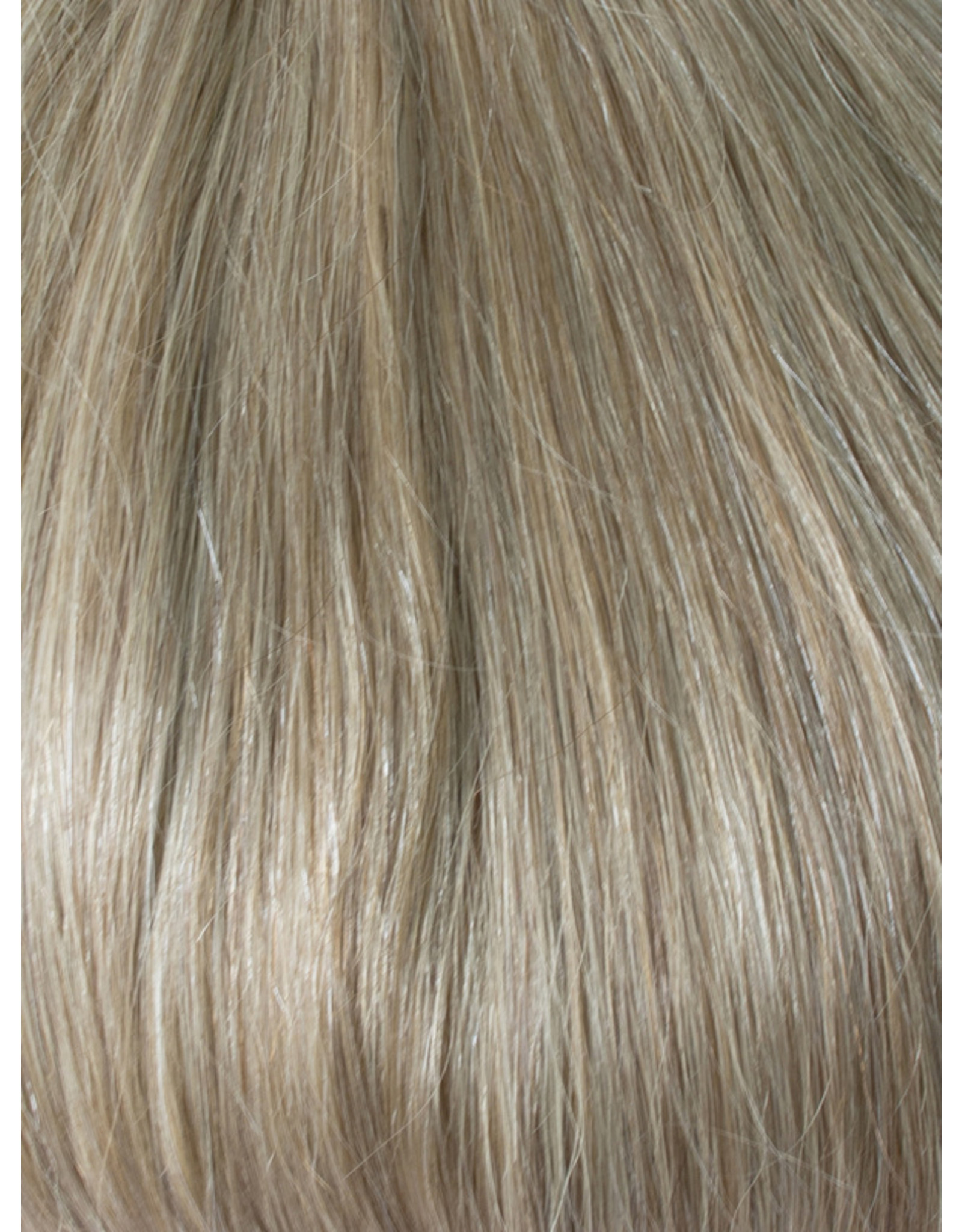 Ash Blonde Wrap Ponytail