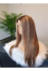 MIMI  - Raw Indian Frontal Wig
