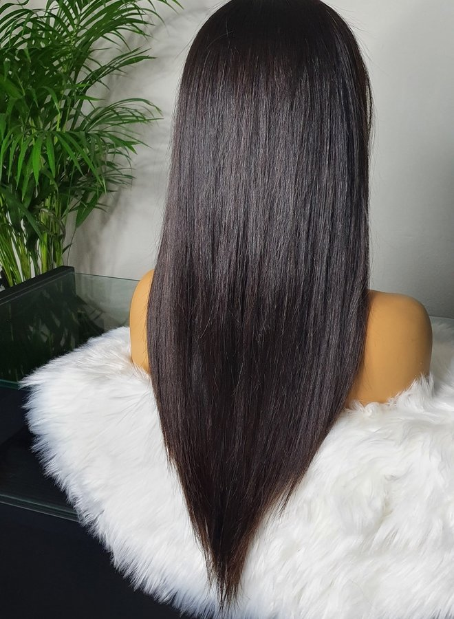 Raw Indian Natural Straight U Part Wig