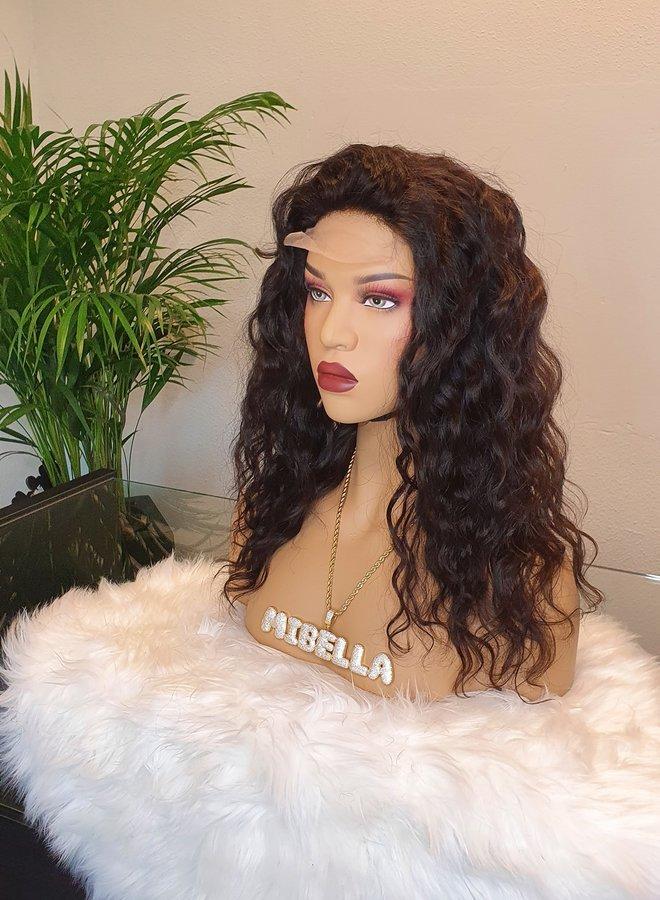 "Closure Wig 14"" Loose Wave Raw* Hair"