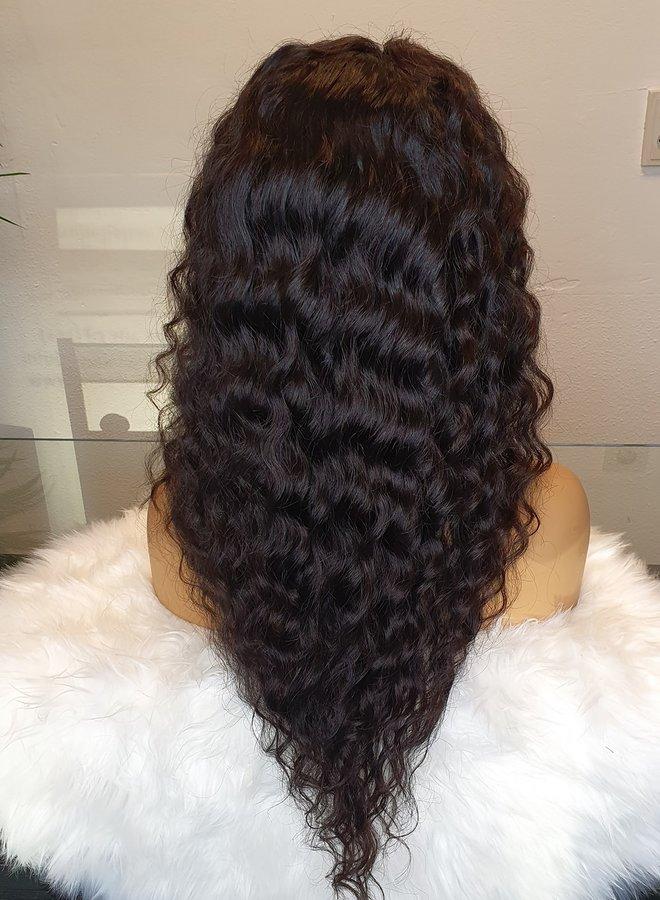 "Closure Wig 20"" Loose Wave Raw* Hair"