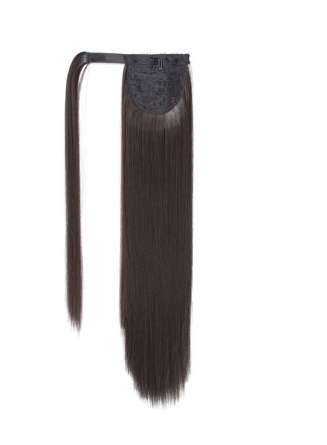 Raw Vietnamese Straight Ponytail - Multiple Colors