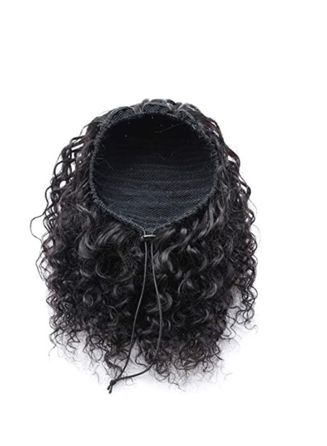 Raw Indian* Moroccan Curly Ponytail