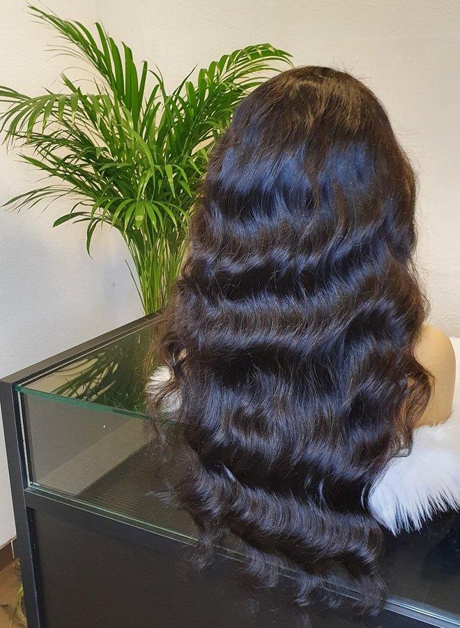 "Frontal Wig Body Wave 24"" Raw* Hair"