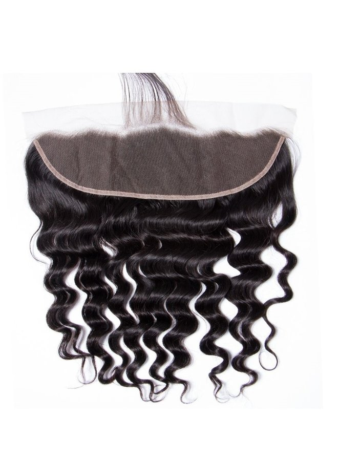 Raw* Vietnamese 13x4 Frontal Deep Wave