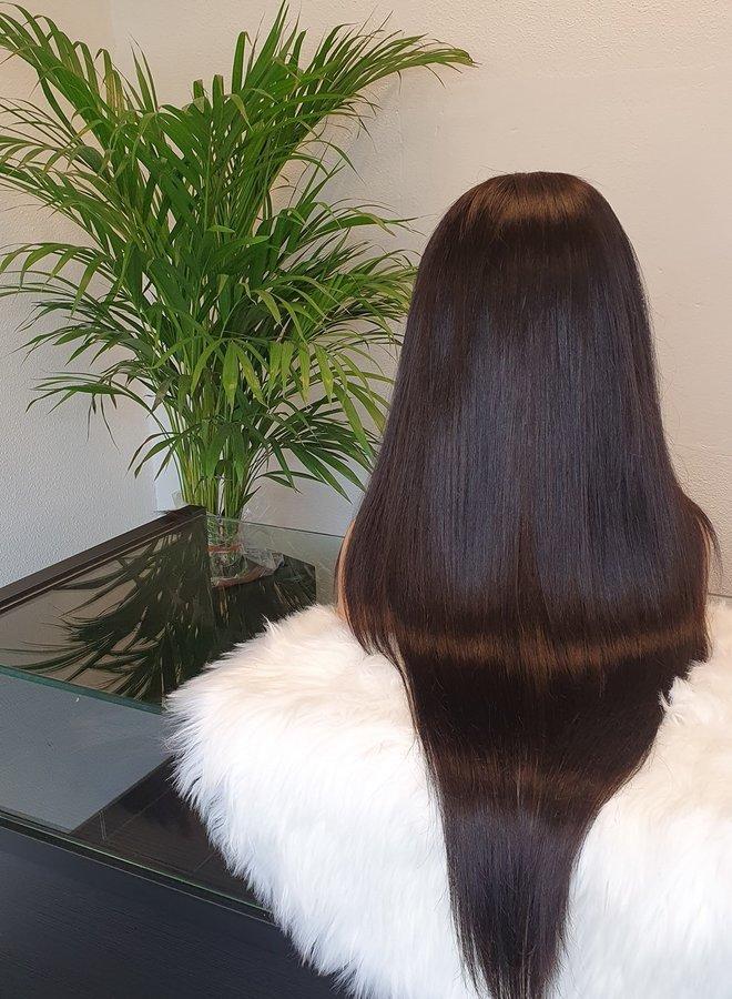 "Frontal Wig 24"" Raw Vietnamese Hair"