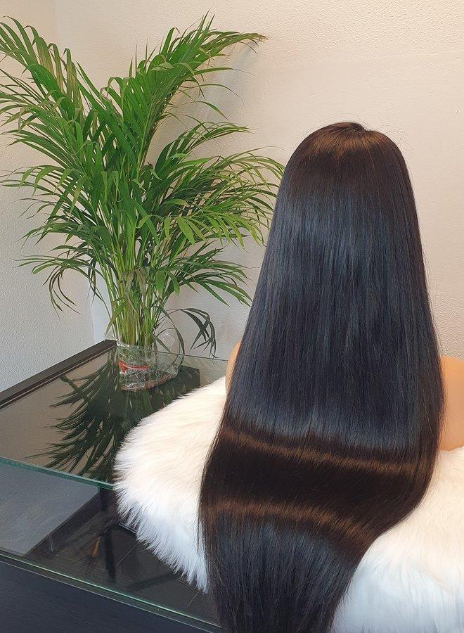 "Closure Wig 24"" Raw Vietnamese Straight"